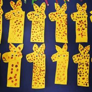 fingerprint-giraffe-craft