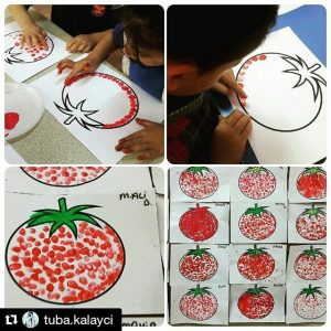 fingerprint-tomato-craft