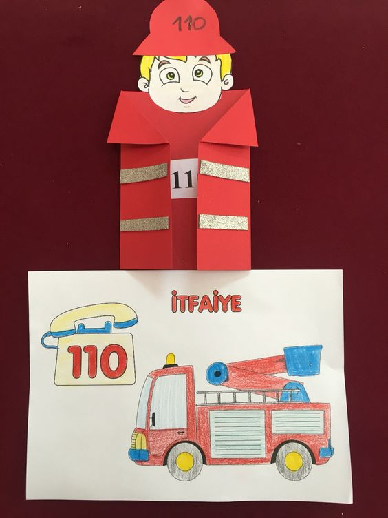 fireman-crafts