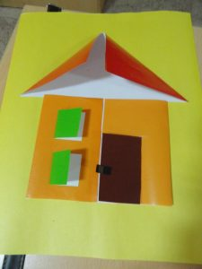 House Craft Idea For Kids
