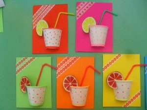 Lemonade Craft Idea For Kids Crafts And Worksheets Preschool