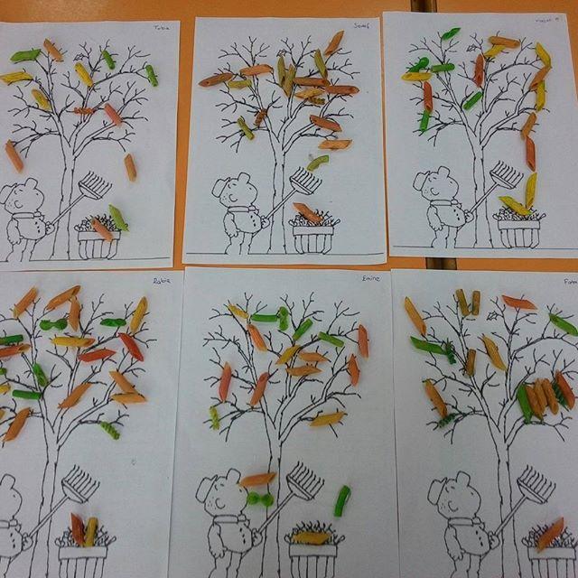 pasta-fall-tree-craft