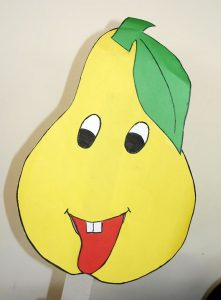 Pear Craft Idea For Kids Crafts And Worksheets For