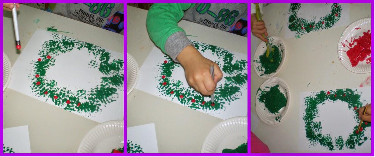christmas-wreath-craft-idea-for-kids-3