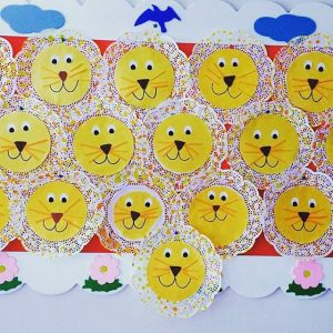 paper-doilies-lion-crafts