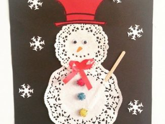 Winter Craft Crafts And Worksheets For Preschool Toddler And