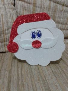 Santa Claus Craft Idea For Kids Crafts And Worksheets