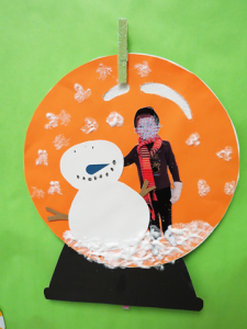 Snow Globe Craft Idea For Kids Crafts And Worksheets For