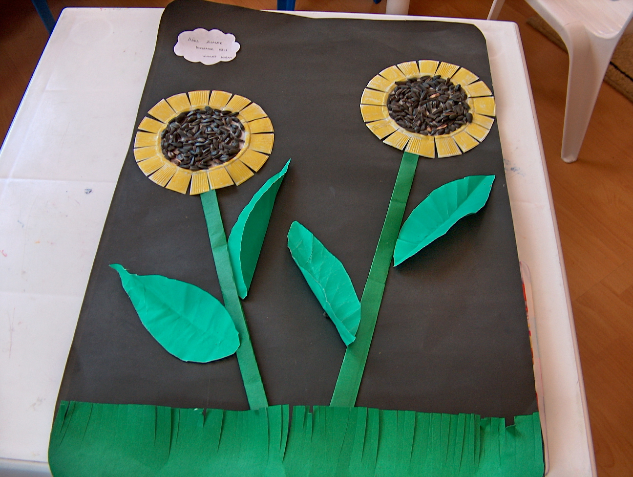 paper-plate-sunflower-craft-idea