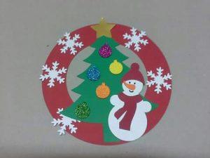 winter-wreath-craft-idea