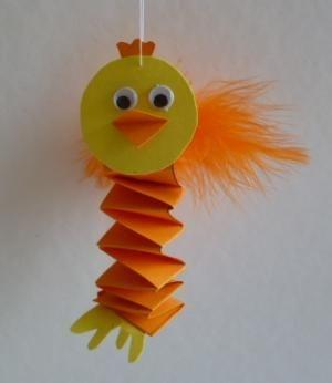 accordion chick craft
