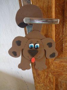 Dog craft idea for kids Crafts