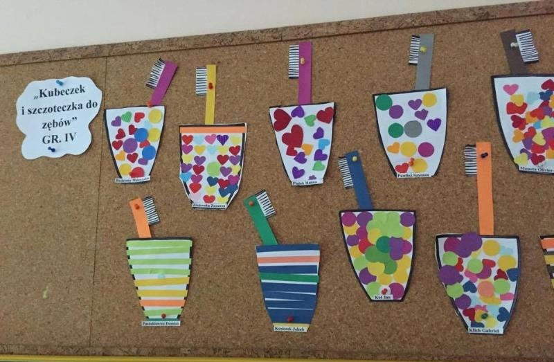 toothbrush craft idea for kids