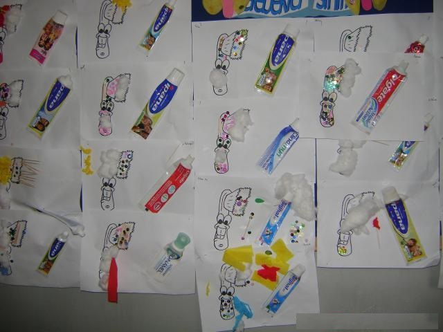 toothbrush craft idea for preschoolers (1)