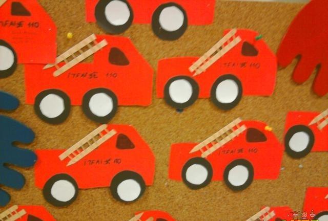 fire truck craft ideas (2)