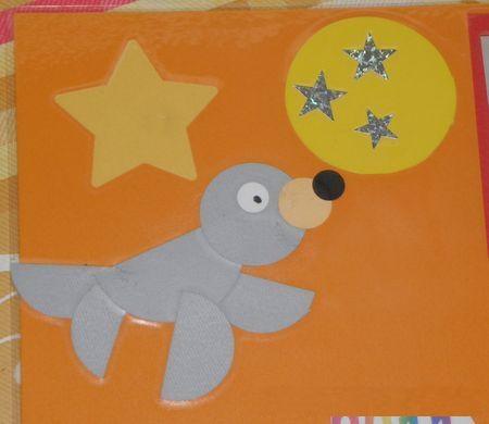 seal craft idea for preschoolers
