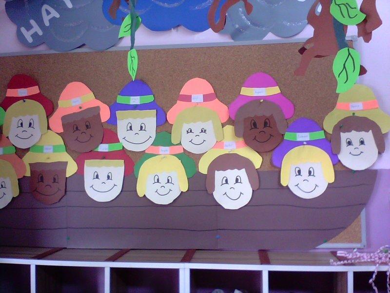 children day bulletin board idea for kids (5)