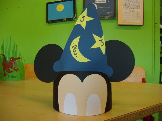 mickey mouse headband craft