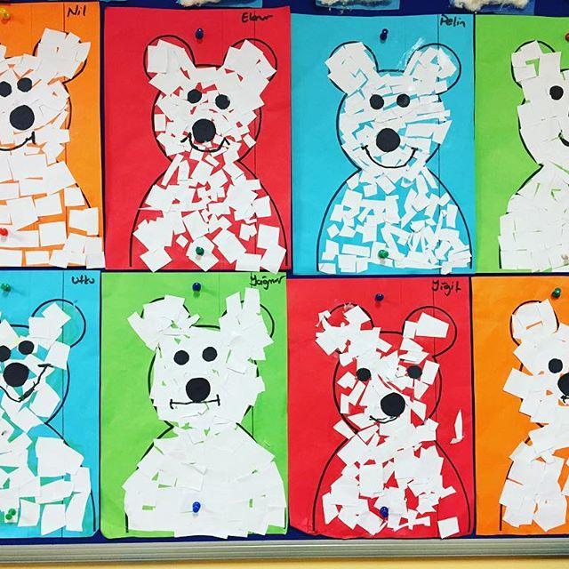 polar bear craft idea for kids (3)