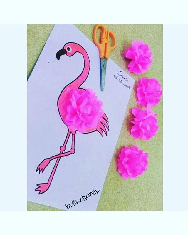 flamingo craft idea (1)