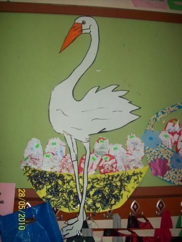 stork craft ideas