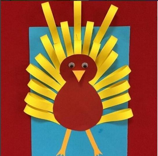 turkey craft idea