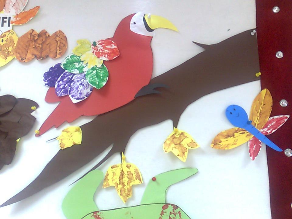 leafprint-animals-craft-idea