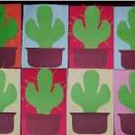 cactus craft for kindergarten