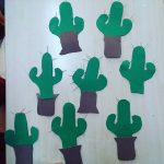 cactus craft idea