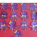 octopus craft idea for kindergarten