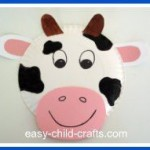 Animal Paper Plate Masks