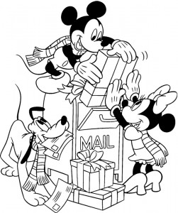 Christmas-Coloring-Pages-Disney