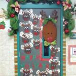 Christmas Door Decor