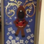 Classroom door decoration1