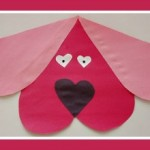 Clifford-the-Dog-Valentine-Hearts-Craft-For-Kids
