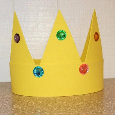 Craft-Foam-Crown-Craft