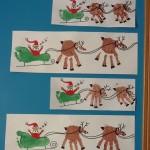 Handprint_footprint Christmas craft