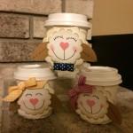 Lamb Mini Coffee Cup