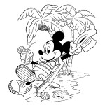 Mickey-Mouse-summertime_coloring3