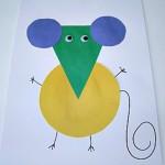 Shape mouse craft