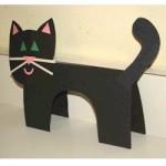 Standup Cat Craft