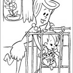 The_Flintstone_Fred-wilma-dino-Flintstone_coloring_pages (3)