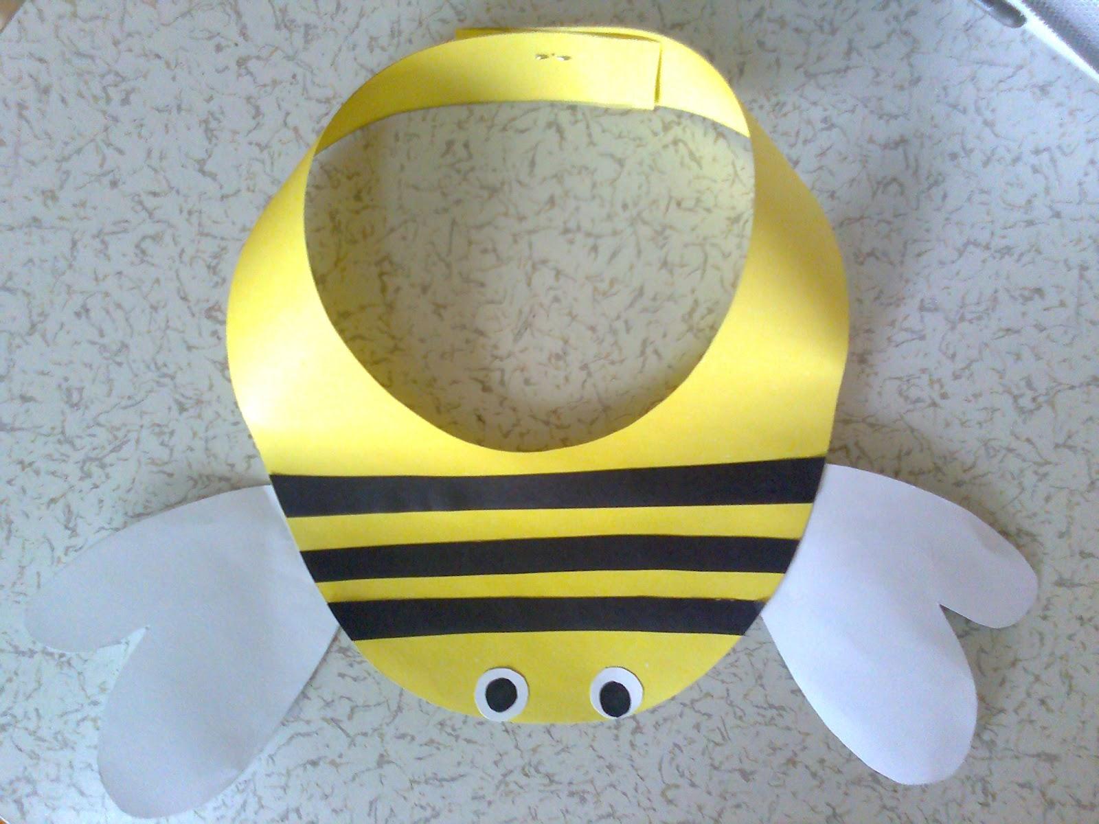 bee headband craft1