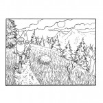 bike-ride_in_mountain_coloring_page