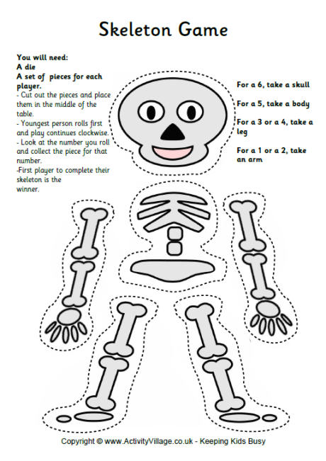 body crafts for kids (3)