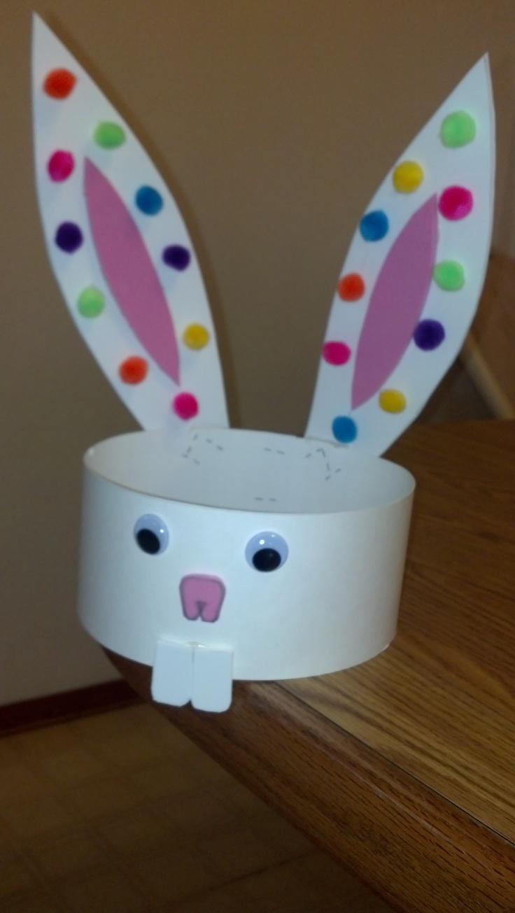 bunny headband craft1