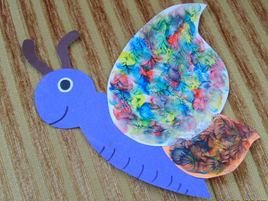 butterfly crafts for preschool kids