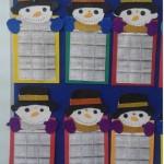 calendar crafts for kids (3)