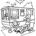 camping_family_coloring_pages