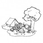 camping_with_kids_coloring_sheets